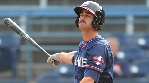 Jakob Dalfonso had 10 hits between Monday and Friday.